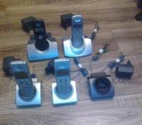 Радіотелефони Panasonic. Львов. фото 1