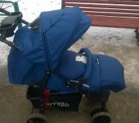 Продам коляску Carello Avanti. Коростень. фото 1