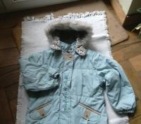 куртка для дівчинки. Львов. фото 1