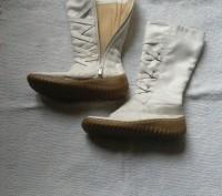 чоботи для дівчинки. Львов. фото 1