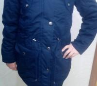 Куртка-парка. Розмір S-M.. Львов. фото 1