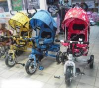 Велосипед-коляска. Миколаїв. фото 1