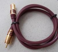 Аудио - кабель сабвуфера OEHLBACH 1m Germany NF SUB interconnect. Северодонецк. фото 1