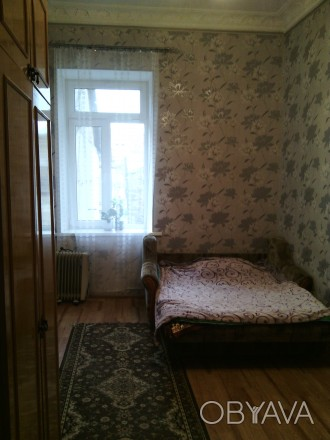 Продам комнату в коммуне  Нежинская/Торговая 3/4 эт комната 15м ,кухня 18м + 2 с. Приморский, Одесса, Одесская область. фото 1