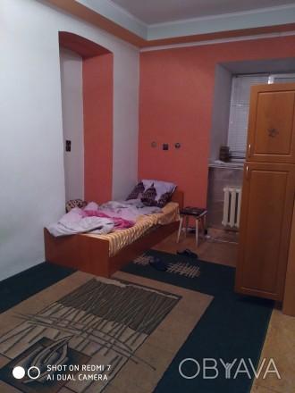 Квартира в кирпичном доме две раздельные комнаты кухня студия первая линия можно. Ближнее замостье, Винница, Винницкая область. фото 1