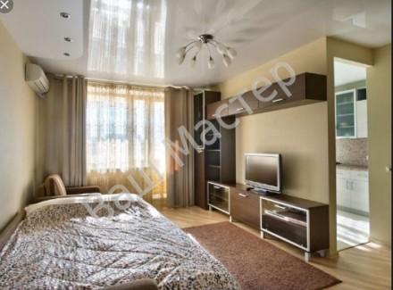 1 комнатная квартира на ХБК,с автономным отоплениям , окна  балкон МПО,новый хол. ХБК, Херсон, Херсонская область. фото 2