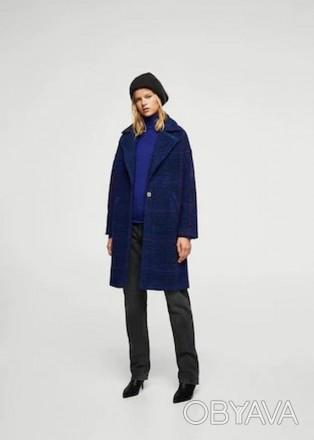 Пальто от mango ( Пальто шерстяное)
