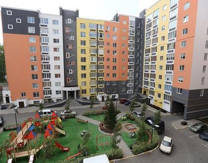 Продам 1-но комнатную квартиру в новом кирпичном доме с индивидуальным газовым о. Ирпень, Киевская область. фото 9