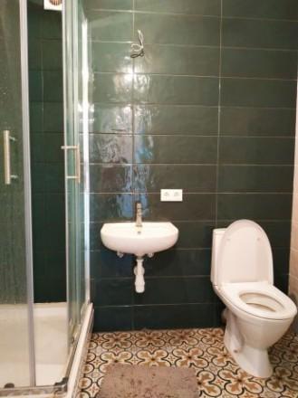 Продам 1-но комнатную квартиру в новом кирпичном доме с индивидуальным газовым о. Ирпень, Киевская область. фото 8