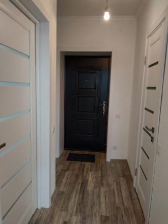 Продам 1-но комнатную квартиру в новом кирпичном доме с индивидуальным газовым о. Ирпень, Киевская область. фото 4