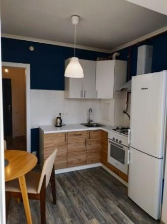 Продам 1-но комнатную квартиру в новом кирпичном доме с индивидуальным газовым о. Ирпень, Киевская область. фото 2