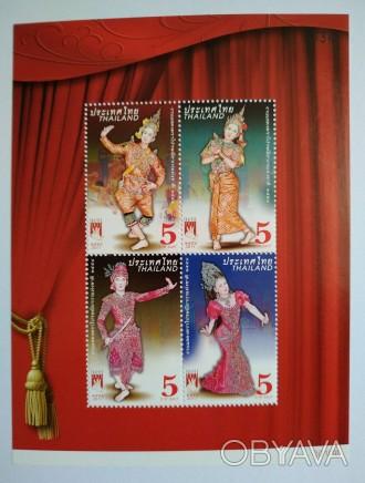 """серия """"Thailand National Philatelic Exhibition 2011""""  коды по каталогам: Mich. Ирпень, Киевская область. фото 1"""