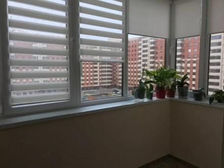Продам 3-х комнатную квартиру 94 кВ.м 2 спальни и кухня-столовая, 2 сан узла, га. Индустриальный, Днепр, Днепропетровская область. фото 8