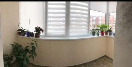 Продам 3-х комнатную квартиру 94 кВ.м 2 спальни и кухня-столовая, 2 сан узла, га. Индустриальный, Днепр, Днепропетровская область. фото 7