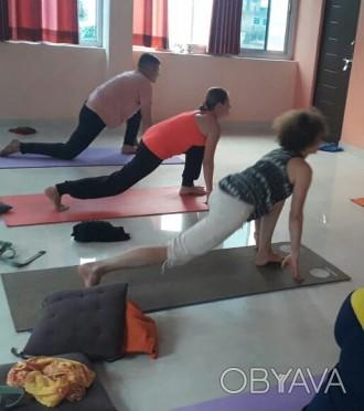 Проводится набор в группы по хатха йоге. В ходе занятий применяется комплексный. Запорожье, Запорожская область. фото 1
