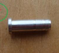 инсерт для стрел Размер посадочный 6 мм , общая длинна 20 мм , под стрелу 8 мм.. Киев, Киевская область. фото 4