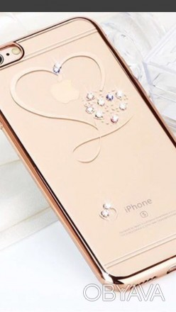Силиконовый чехол на iPhone 6/6s