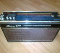 Радиоприемник Спидола-230-1. Ладыжин. фото 1