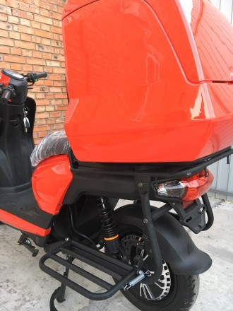 Производство Тайвань очень достойное качество.Не подлежит регистрации Мотор-коле. Киев, Киевская область. фото 12