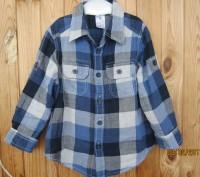 Стильная рубашка. Житомир. фото 1