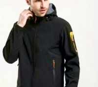 Мужская ветрозащитная мембранная куртка The North Face. Львов. фото 1