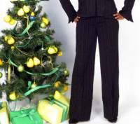 Классические брюки для женщин. Вольногорск. фото 1