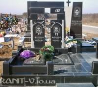 Памятники под заказ по самым низким ценам. Днепр. фото 1