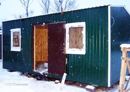 Вагончик, жилье на дачу. Киев. фото 1
