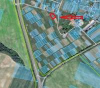 Земельный участок находится с. Киенка, площадь 13 соток. Чернигов. фото 1