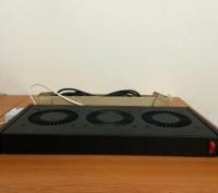 Кількість вентиляторів: 2 Колір: чорний Тип обладнання: блок вентиляторів Тер. Львов, Львовская область. фото 4