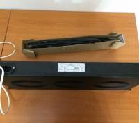 Кількість вентиляторів: 2 Колір: чорний Тип обладнання: блок вентиляторів Тер. Львов, Львовская область. фото 3