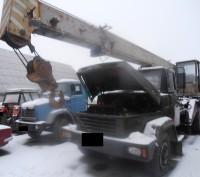 Продаем автокран ДАК КС-3575А, 10 тонн, КРАЗ 250, 1991 г.в. Киев. фото 1