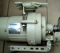 Электромотор фрикционный для промышленной швейной машины JACK Clutch Motor AOL 1. Киев, Киевская область. фото 2