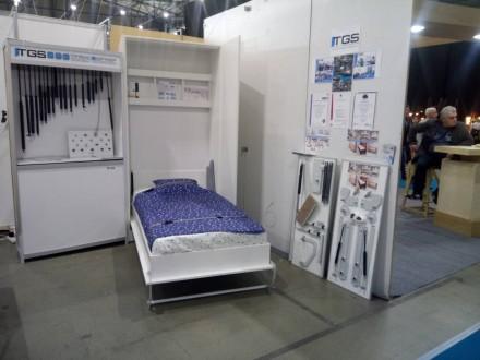 Механізм трансформації призначений для легкого підйому ліжка в вертикальному або. Запорожье, Запорожская область. фото 4