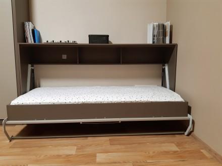 Механизм трансформации шкаф кровати предназначен для легкого подъема кровати в в. Запорожье, Запорожская область. фото 9