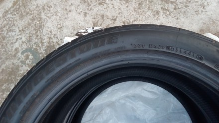 Летние шины 225/45 R18 Bridgestone potenza RE 760 sport,  2 шт. Очень мягкие. Пр. Киев, Киевская область. фото 6