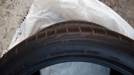 Летние шины 225/45 R18 Bridgestone potenza RE 760 sport,  2 шт. Очень мягкие. Пр. Киев, Киевская область. фото 7
