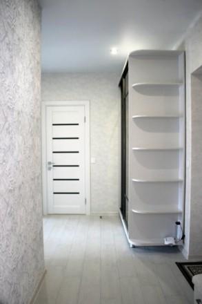 Нова 2к квартира на Щасливому!  Ціна 8500+ ліч, завдаток за майно 8000грн Квар. Счастливое, Ровно, Ровненская область. фото 9