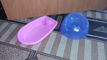 детская игрушечная ванна. Житомир. фото 1