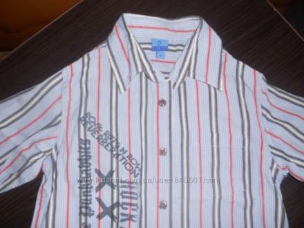 Продам рубашку на мальчика. Каменское. фото 1