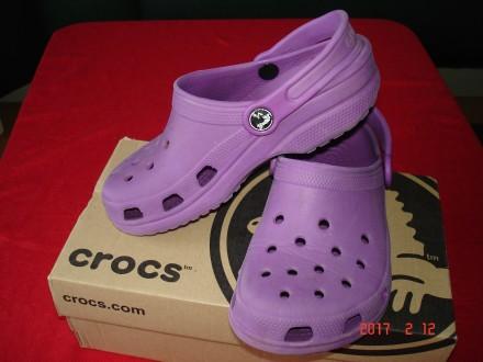 Аквашузы Crocs оригинал Америка M 2, W 4 по стельке 21см. Черкассы. фото 1