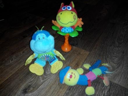 Фирменные игрушки. Лозовая. фото 1