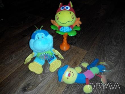 Фирменные игрушки в хорошем состоянии 1 шт. - 50 грн.. Лозовая, Харьковская область. фото 1