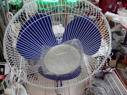 Напольный вентилятор Stand Fun 40 Вт. Купянск. фото 1