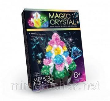 Набор для опытов с кристаллами magic crystal. 16 штук в упаковке. 3 вида. Мы хот. Одесса, Одесская область. фото 2