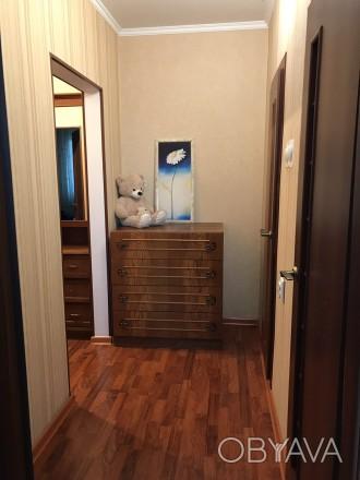 Продается теплая, светлая, просторная 2-х комнатная квартира с ремонтом в пгт. Б. Бородянка, Бородянка, Киевская область. фото 1
