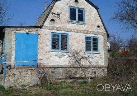 Продається дача в сухому яру,загальна площа становить 50 м2, участок землі 6 сот. Белая Церковь, Киевская область. фото 1