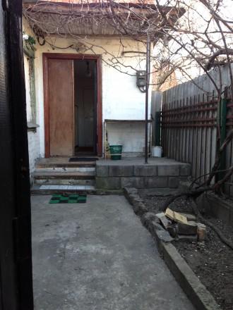 Часть дома. Вход свой. Две комнаты, санузел с ванной, стиральная машинка, кухня,. Нагорка, Днепр, Днепропетровская область. фото 8