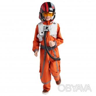 Карнавальный костюм пилота Звездные войны
