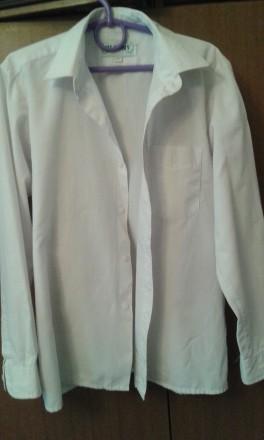 Рубашка для мальчиков, размер12 (ворот). Киев. фото 1